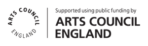 Logo for the Arts Council England